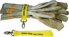 EASY Handschuhhalter tee-uu orange Feuerwehr Rettungsdienst THW ohne UV
