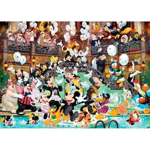 Puzzle Jigsaw 6000 Pieces cardboard Disney Hero Parade gift