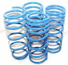 Lowering Spring Set fit 84-87 Toyota Corolla DLX/ FX /LE /Sport DLX AE86 BLUE