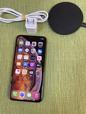 Apple iPhone XS Max - 64GB - Gold, (T-Mobile) or Sprint Clean ESN