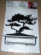 Adhesif mural stickers mural Stick'n look arbre Neuf