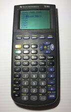 Texas Instruments TI-83  Graphing Calculator Tested Working