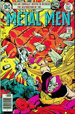 Metal Men #49 (Dec 1976 - Jan 1977, DC) - Very Fine