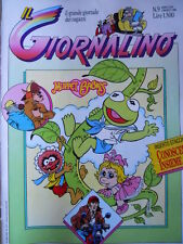 Giornalino n°9 1988  Uomini senza Gloria Gino D'Antonio [G.302]