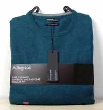 Marks and Spencer Cashmere Thin Knit Jumpers & Cardigans for Men