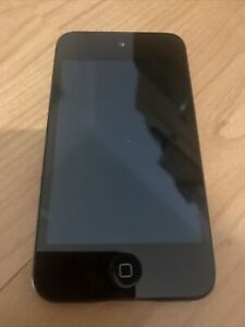 Apple iPod Touch 64GB - 4th Generation A1367 - Black, used, reset, tested, music