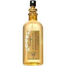 New Bath & Body Works Aromatherapy Thankful Pillow Mist 5.3 Frankincense Myrrh