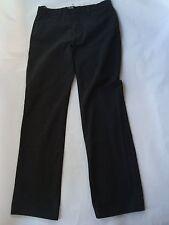 """Gap Gray 8L X 32"""" Pefect Trouser cotton/Poly Stretch Pants dress CLASSIC BOOTCUT"""