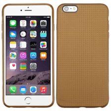 Fundas y carcasas Para iPhone 6 Plus color principal oro para teléfonos móviles y PDAs Apple