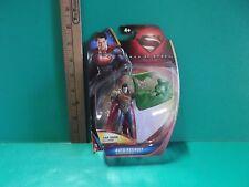 """#828 Man of Steel Auto Assault Superman 3.75""""in Figure w/Car Door Weapon"""