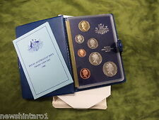 1986  AUSTRALIAN  PROOF SET OF COINS