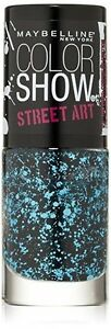 Maybelline Color Show Nail Lacquer - Street Art Collection - Blue Beats # 42