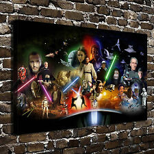 HD Canvas Print Paintings Star Wars Home Decor Wall Art Pictures Posters