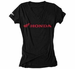 Factory Effex Women's Honda Horizontal Tee