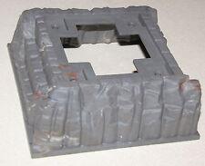 LEGO NEW RAISED ROCK BASEPLATE PLATFORM PLATE STEPS PIECE
