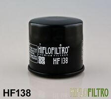 Suzuki LT-A750 XP-L1,L2 King Quad 750 AXi P Steering 11-12 Hiflo Oil Filter
