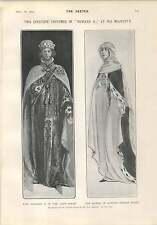 1903 Mr Percy Anderson Costume Design Richard The Second