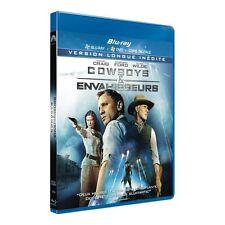 COWBOYS & ENVAHISSEURS -Blu-Ray + DVD + COPIE DIGITALE -VERSION LONGUE VF - NEUF