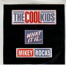 (ED819) The Cool Kids, What It Is / Mikey Rocks - 2008 DJ CD