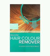 PRO:VOKE - HAIR COLOUR REMOVER - EXTRA STRENGTH- NO AMMONIA - NO BLEACH - STRONG
