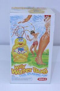 Wham-O Willy Water Bug 180 Rare VTG 1979 NOS New in Box NIB Sprinkler Toy Kids