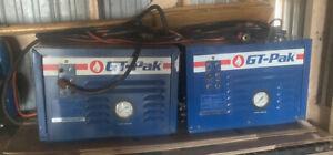 GT-PAK Natural Gas Booster System compressor Model FM100 - Lot of 2