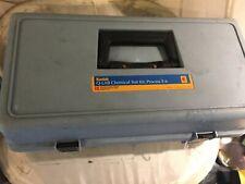 Kodak Q-Lab Chemical Test Kit Process E-6 Photo Film Darkroom Developing Used