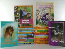 Lot of 28 Pony Express Children / Young Adult Books~Equine~Horse~Mystery