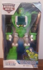 Playskool Transformers Rescue Bots - Boulder The Builder Construction Bot - NIB