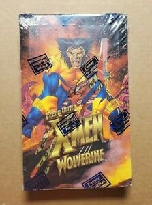 Fleer Ultra X-Men Wolverine Factory Sealed box trading cards 1996 Marvel comics