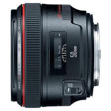 Canon EF 50mm F/1.2L USM Objektiv - NEU und originalverpackt mit DHL