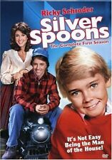 Silver Spoons Complete First Season One 1 DVD Set TV Series Show Ricky Schroder