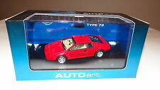 modellino modello auto scala 1:43 lotus esprit type 79 autoart die-cast bond new