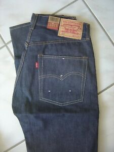 LVC Levi's vintage clothing 501xx W30 L34 1966 Big E Jeans  MADE IN USA Neuf