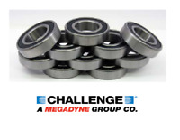 HIGH QUALITY CHALLENGE 6200 - 6209 2RS C3 RUBBER SEALED BALL BEARINGS PACK OF 10