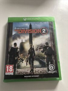 Tom Clancy's The Division 2 Xbox One New, Sealed and Free UK Shipping