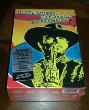 The Spaghetti Western Collection (DVD, 4-Disc Set) Run Man Run/Mannaja/Django