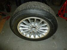 BMW E39 530I wheel with new tire OEM