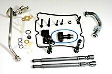 6-0L-Powerstroke-Upgrade-Kit-2004-2007-dummy-Plug-Turbo-Supply-Drain-HPOP