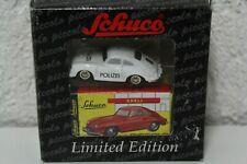 Porsche 356 Polizei Schuco Piccolo Limited Box