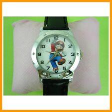 Super Mario Bros. Men Boy Women Girl Kids Fashion Quartz Wrist Watch + GIFT