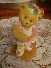 1996 Cherished Tedd 00004000 ies Mindy Friendship Keeps Me On My Toes New In Box #156418