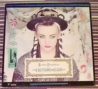 "Culture Club Karma Chameleon 12"" Vinyl Single Record Vs 612-12 1983 + US Remix"