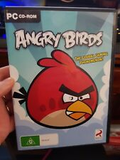 Angry Birds - PC GAME - FREE POST *