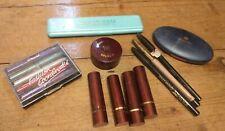 More details for vintage makeup rimmel bourjois yardley st michaels lipstick eyeliner...