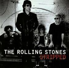 Rolling Stones Stripped (1995, #8410402) [CD]