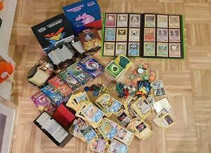 Pokemon Sammlung Bisaflor Base Set Karten 1 Edition Auflösung TCG collection
