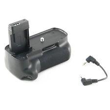 Empuñadura DynaSun E10 Battery Grip para Canon 1100D DSLR compatible con BG-E10