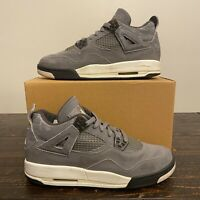 Air Jordan 4 'Cool Grey' GS Size 6Y OG Retro 1 2 3 5 6 7 8 9 10 11 12 13 14