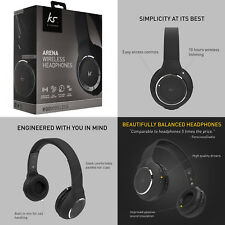 Genuine Kitsound Arena Over-Ear Bluetooth Headphone On-Ear MP4 Headset Hadsfree